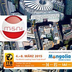 ITB Banner mit MSNI Logo