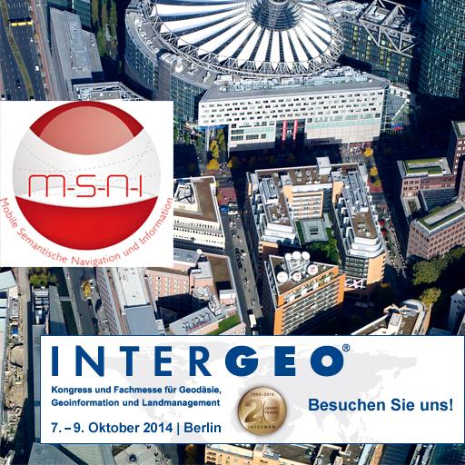 MSNI Logo und Luftbild Berlin